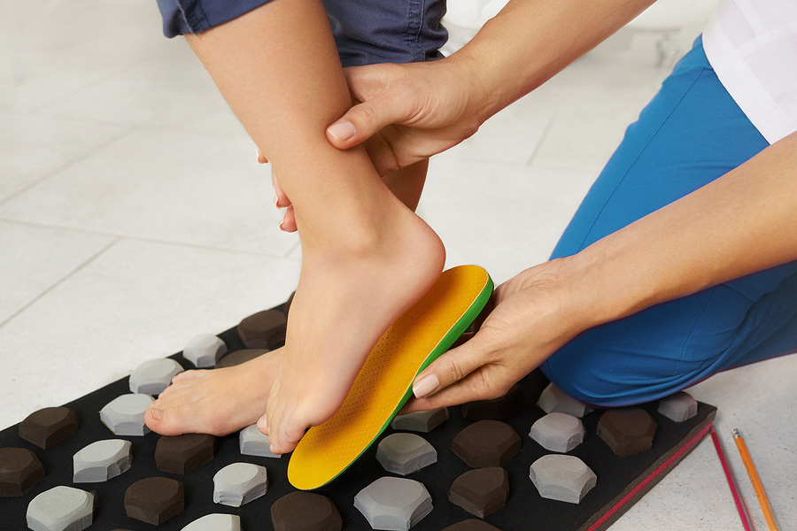 Do Orthotics Help Foot Pain