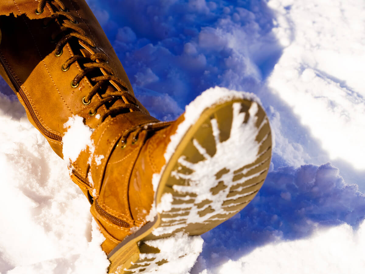 Winter foot care mistakes with Levittown Podiatry, NY